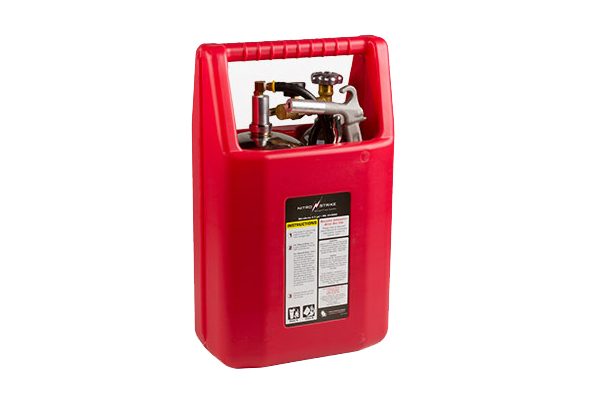 Portable fire suppression systems