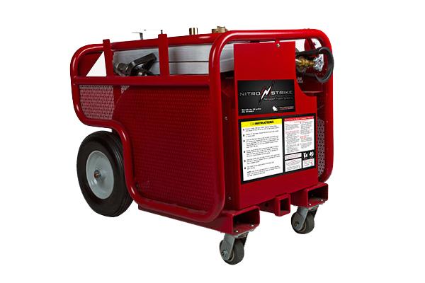 Portable Fire Suppression Equipment : Golden season nitrostrike gallon portable fire