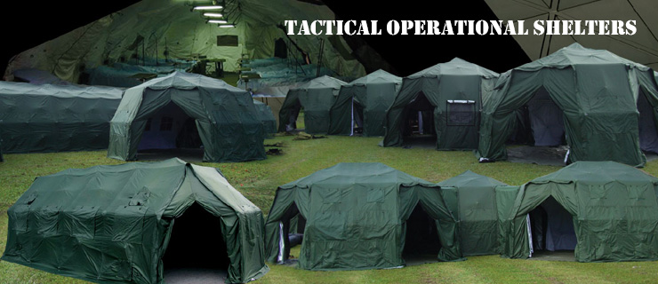 Tactical Shelter Systems : Golden season tops series