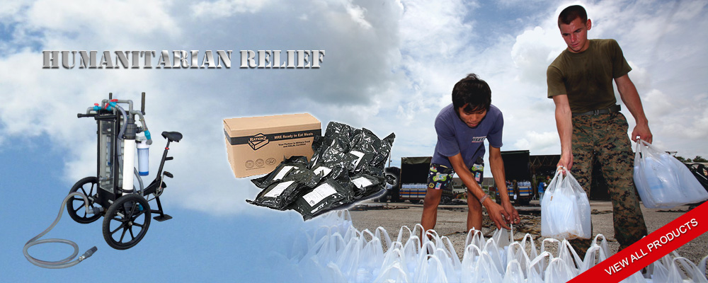 Humanitarian Relief - Golden Season