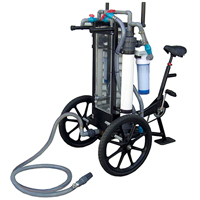 PedalPure™ water filtration system