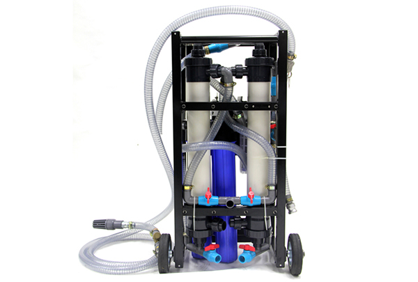 StepPure™ Water Filtration System