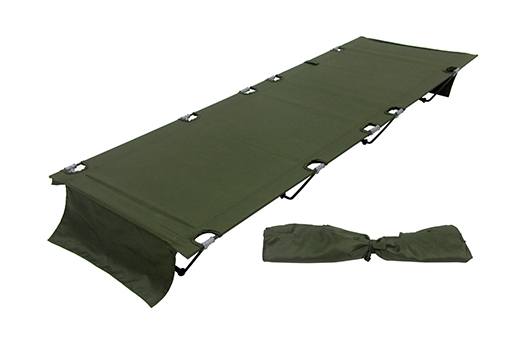 Safari Bed   Steel Rod Frame