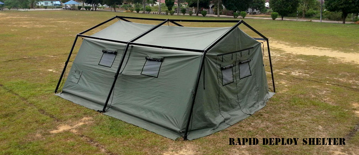 Rapid Deploy Shelter