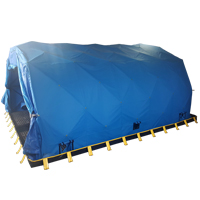 TOPS Decontamination Shower System